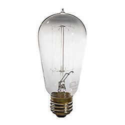 Historical Edison Bulb Set for Candelaria Chandelier Qty 18 - OPEN BOX RETURN