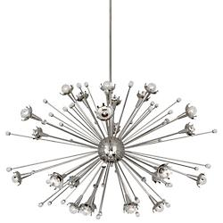 Sputnik Chandelier (Polished Nickel/Large) - OPEN BOX RETURN