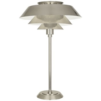 Shown in Antique Silver finish, lit