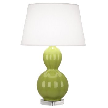 Shown in Muted Chartreuse finish
