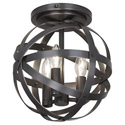 Lucy Ceiling Light (Deep Patina Bronze) - OPEN BOX RETURN