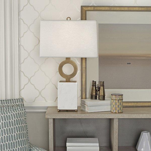 Oculus Table Lamp