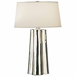 Wavy Table Lamp by Robert Abbey (Mercury) - OPEN BOX RETURN
