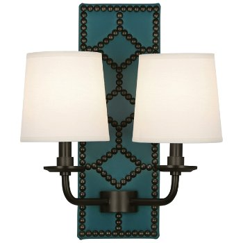 Shown in Mayo Teal color, Deep Patina Bronze finish