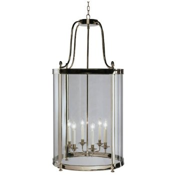 Shown in Polished Nickel finish, Extra Large size