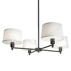 Real Simple 4-Light Chandelier