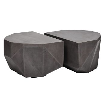 Geod Coffee Table - Set of 2