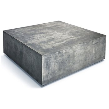 Bloc Square Coffee Table