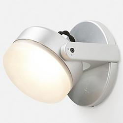 Monocle LED Wall Sconce (Natural/Dome) - OPEN BOX RETURN