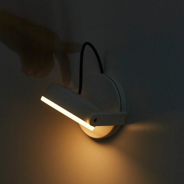 Monocle LED Wall Sconce