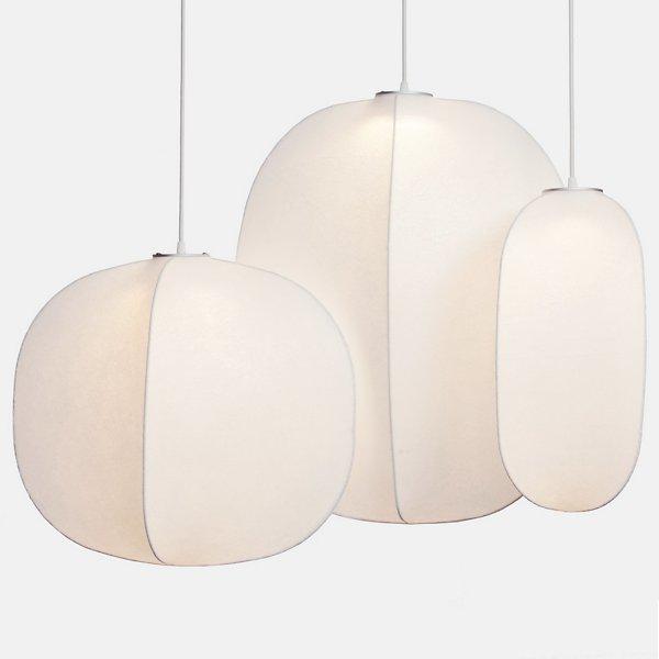 Mori Gourd LED Pendant