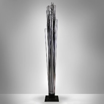 Reed Outdoor Floor Lamp