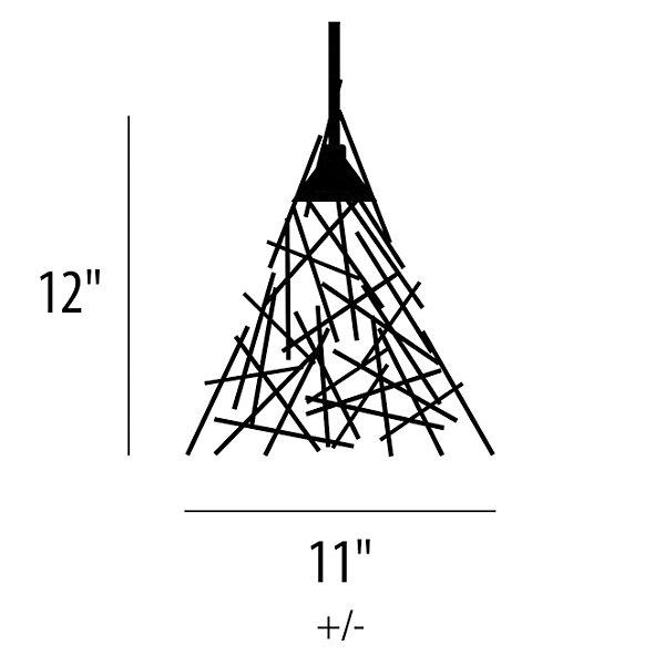 Stick Pendant