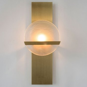 Lunette Rectangular Wall Sconce