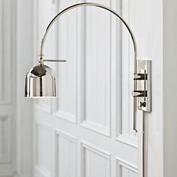 Arc Wall Sconce (Chrome) - OPEN BOX RETURN