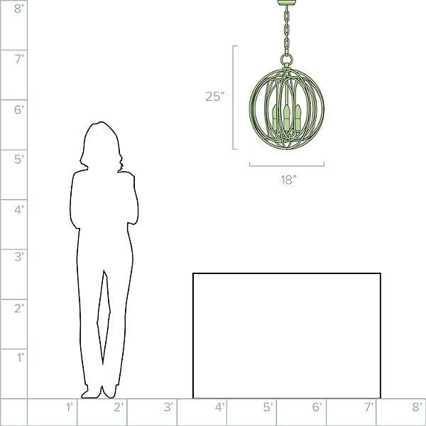 Ofelia Pendant
