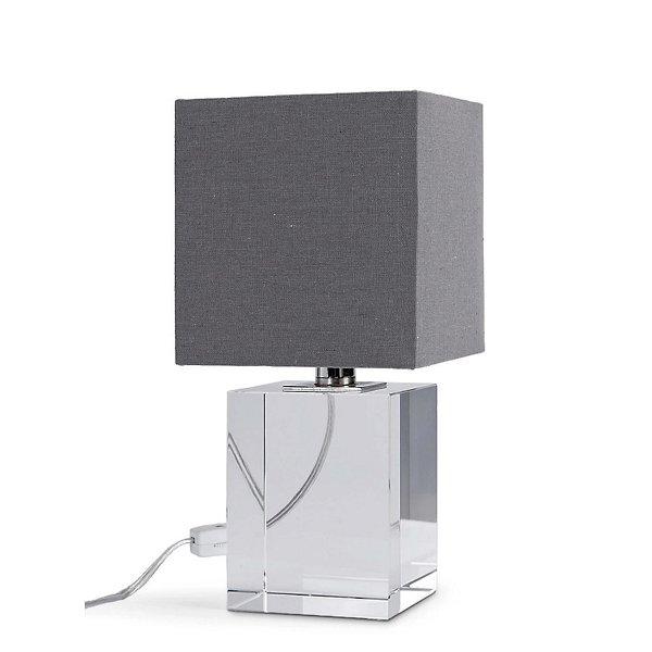 Crystal Mini Table Lamp