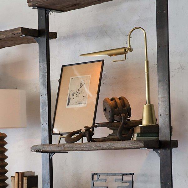 Raven Task Lamp