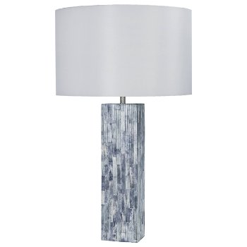 Plum Bone Column Lamp