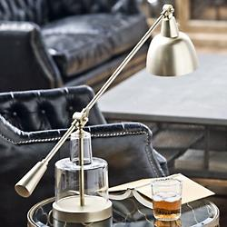 Lab Step Beaker Lamp