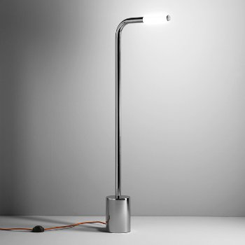 Tubini Curved LED Floor Lamp