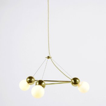 Shown in Polished Brass finish