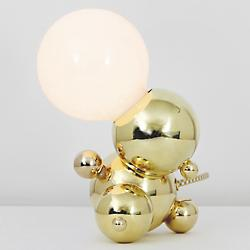 Bubbly 01-Light Small Table Lamp
