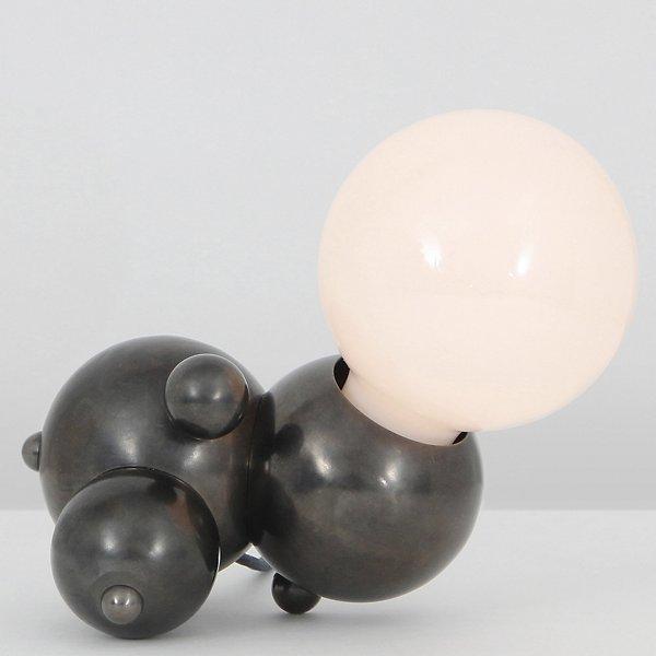 Bubbly 01-Light Small Table Lamp