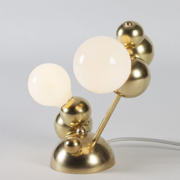 Bubbly 02-Light Table Lamp