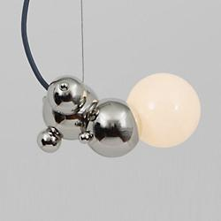 Bubbly 01-Light Pendant