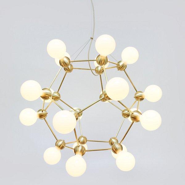 Lina 20-Light Large Chandelier