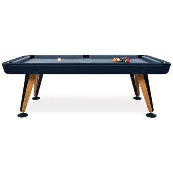 Shown in Blue finish, 8 ft