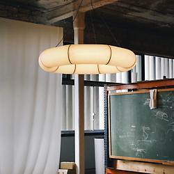 Tekiò Circular LED Pendant