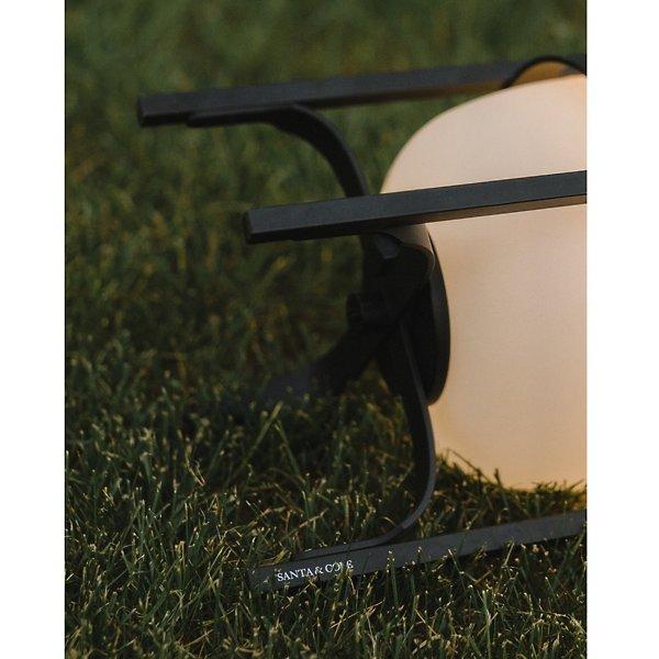 Cestita Alubat LED Outdoor Table Lamp