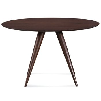 Iris Round Dining Table - Strata Top