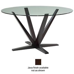 Aura Dining Table (Java/60 Inch) - OPEN BOX RETURN