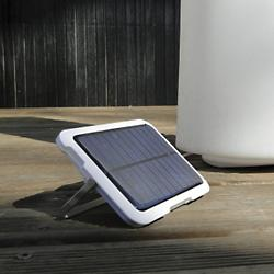 Sunlite Solar Charger (White) - OPEN BOX RETURN