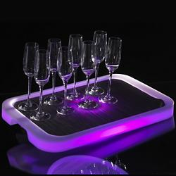 Tron LED Tray
