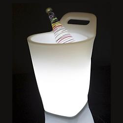 Viggo LED Champagne Cooler