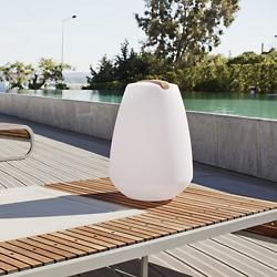 Vessel LED Indoor/Outdoor Lamp (White) - OPEN BOX RETURN