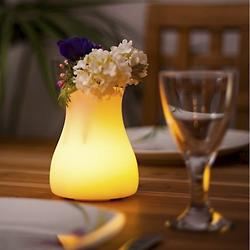 Olio Bluetooth LED Vase