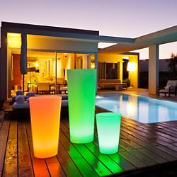 Tango XL LED Planter