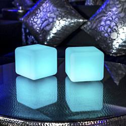 Dice LED Indoor/Outdoor Lamp
