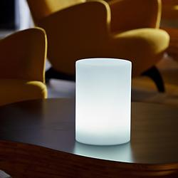 Tower XS Bluetooth Indoor/Outdoor Lamp (White) - OPEN BOX