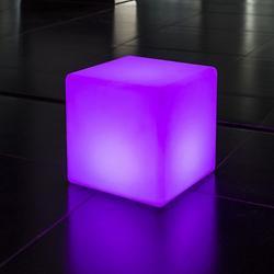 Cube Sharp Outdoor Lamp