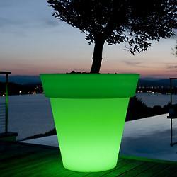 Gota Bluetooth LED Planter