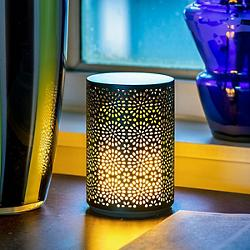 Dancing Flame LED Rechargable Table Lamp