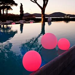 Ball LED Indoor/Outdoor Lamp
