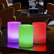 Tower Bluetooth Cylindrical LED Indoor/Outdoor Lamp