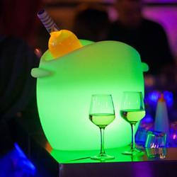 Fresh LED Champagne Cooler